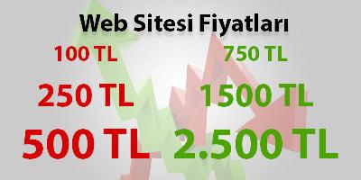 İzmir Web Tasarım Fiyatları